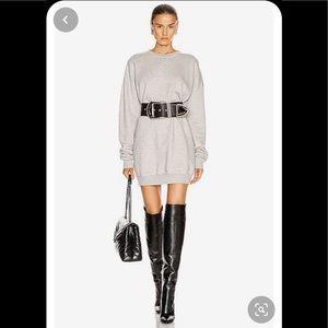 GRLFRND Sweatshirt Dress